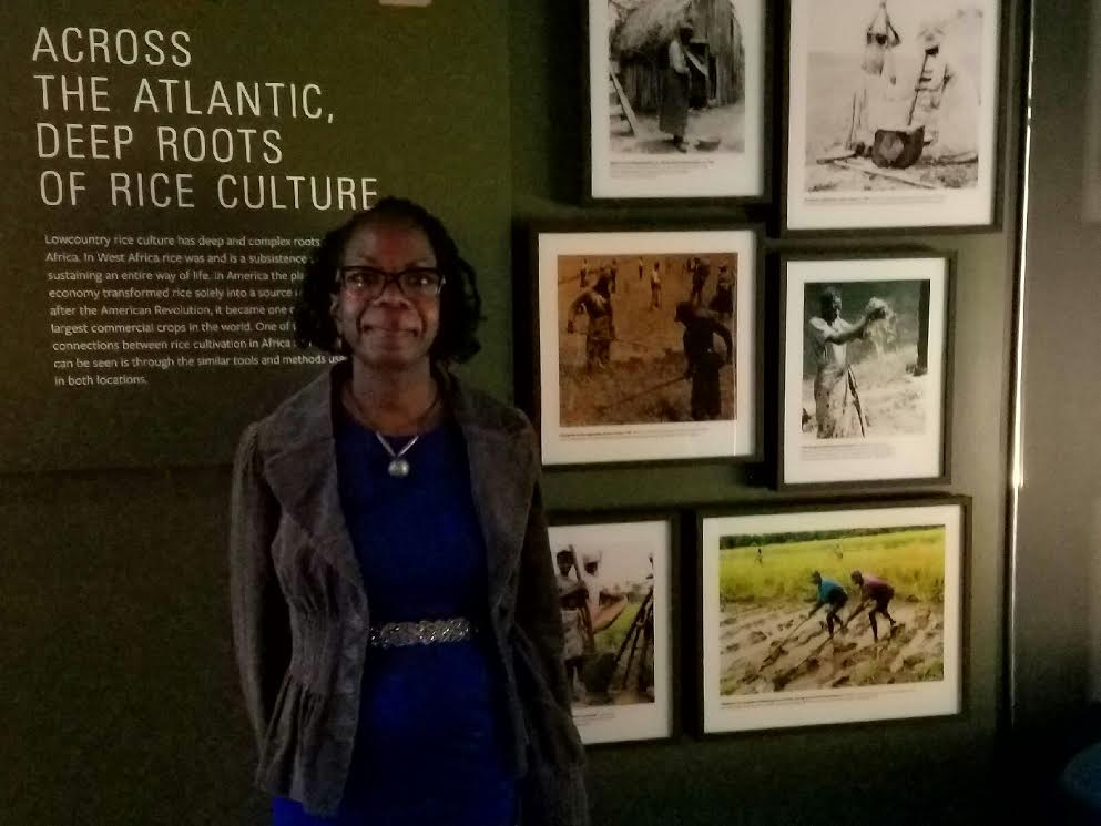 Lowcountry Rice in the National Museum of African American History and Culture
